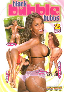 Black Bubble Butts Part 2 Box Cover