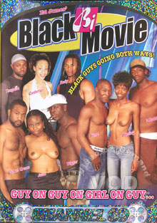 Black Bi Movie Box Cover
