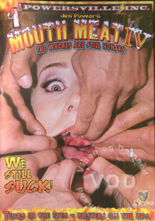 Mouth Meat IV Box Cover