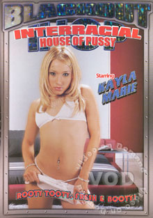 Interracial House Of Pussy Box Cover