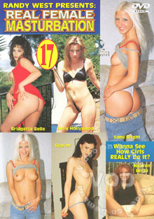 Real Female Masturbation 17 Box Cover