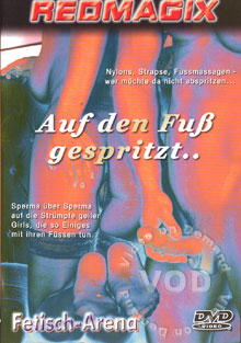 Auf Den Fub Gespritzt Box Cover