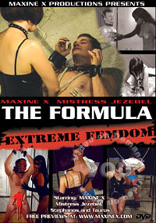 The Formula Box Cover