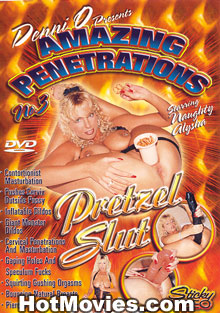 Amazing Penetrations No. 3: Pretzel Sluts Box Cover