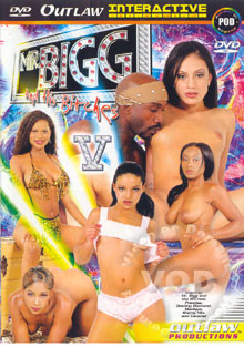 Mr. Bigg And His Bitches V Box Cover