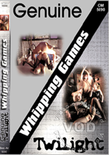 Whipping Games Box Cover