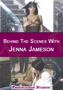 Behind The Scenes With Jenna Jameson Box Cover
