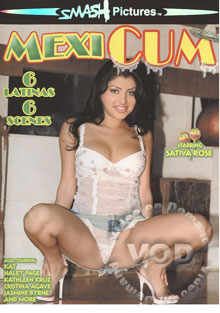 Mexi Cum Box Cover