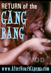 Return Of The Gang Bang Box Cover