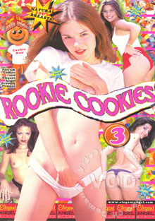 Rookie Cookies 3 Box Cover