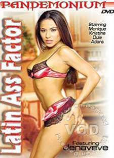 Latin Ass Factor Box Cover