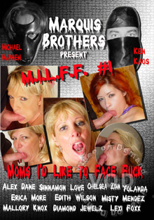 M.I.L.F.F. #1: Moms I'd Like To Face Fuck Box Cover