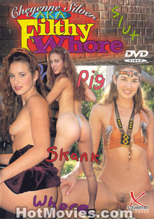 Cheyenne Silver aka Filthy Whore Box Cover