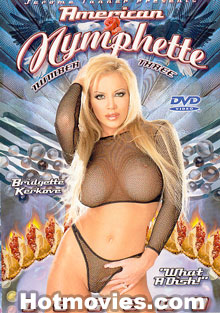 American Nymphette 3 Box Cover