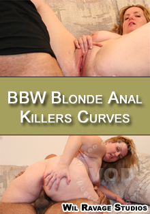 BBW Blonde Anal Killers Curves Box Cover