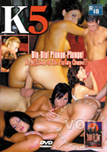 K5 - Episode 5 Box Cover