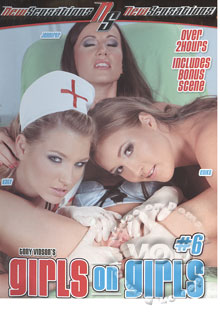 Girls On Girls #6 Box Cover