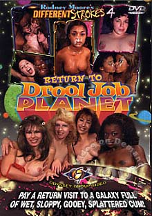 Different Strokes 4 - Return To Drool Job Planet Box Cover