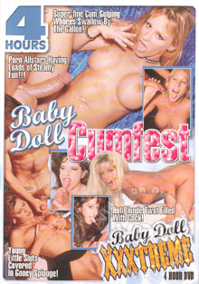 Baby Doll Cumfest Box Cover