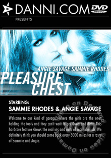 Pleasure Chest Box Cover
