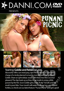 Punani Picnic Box Cover