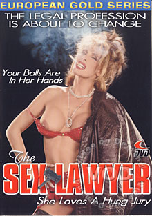 The Sex Lawyer Box Cover