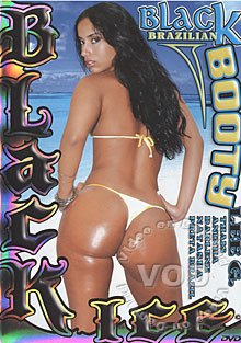 Black Brazilian Booty Box Cover