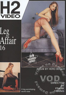 Leg Affair 16 Box Cover