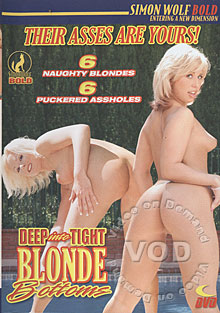 Deep Into Tight Blonde Bottoms Box Cover