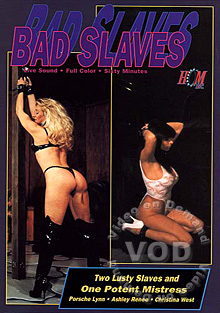 Bad Slaves Box Cover