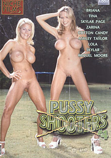 Pussy Shooters #4
