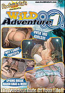 Wild Adventure 1 Box Cover