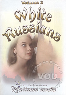 White Russians Volume 2 Box Cover