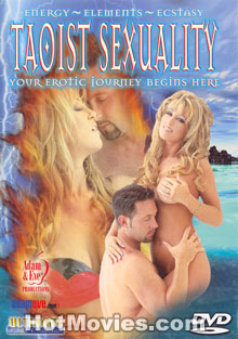 Taoist Sexuality Box Cover