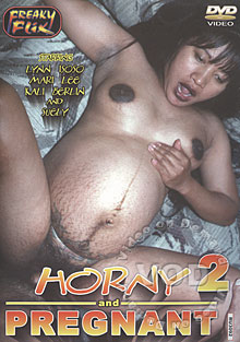 Horny And Pregnant 2 Box Cover