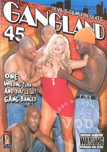 Gangland 45 Box Cover