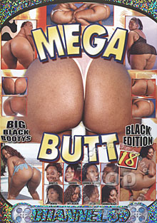 Mega Butt 18 Box Cover
