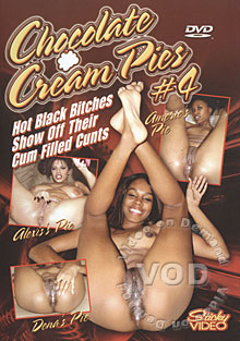 Chocolate Cream Pies #4 Box Cover