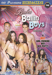 Babes Ballin' Boys Volume 7 Box Cover