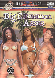 Big Cinnamon Asses Box Cover