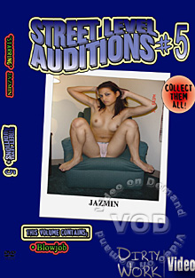 Street Level Auditions #5 Box Cover