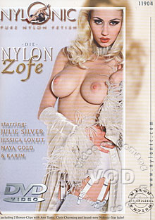 Die Nylon Zofe Box Cover