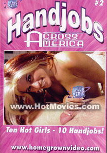 Handjobs Across America 2 Box Cover