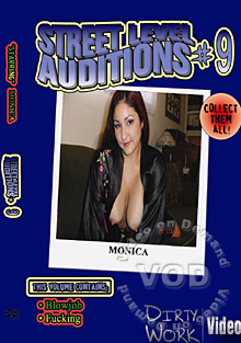 Street Level Auditions #9 Box Cover