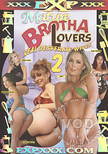 Mature Brotha Lovers 2 Box Cover - Login to see Back