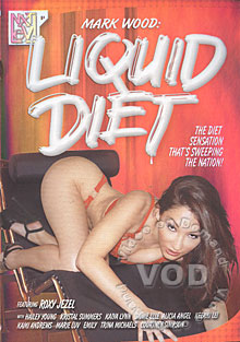 Liquid Diet Box Cover