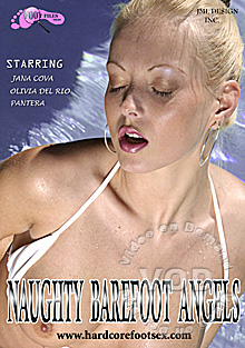 Naughty Barefoot Angels Box Cover