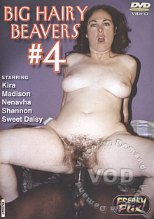 Big Hairy Beavers #4 Box Cover