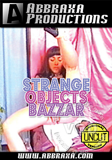 Strange Objects Bazzar Box Cover