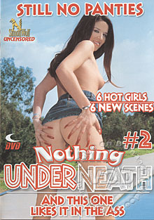 Nothing Underneath #2 Box Cover